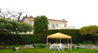 Продается великолепная резиденция в стиле Belle Epoque в центре Ниццы