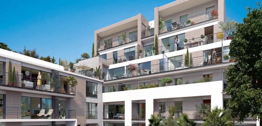 Новостройка Bay Side купить квартиру в Жуан-ле-пен