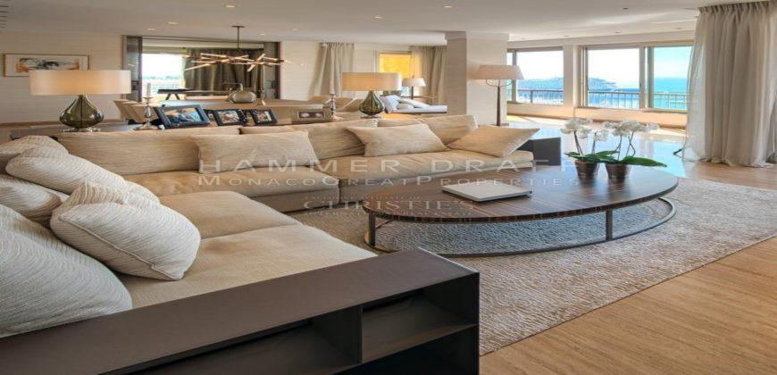 Купить 5 комнатные апартаменты в Монако за 22500000 Евро