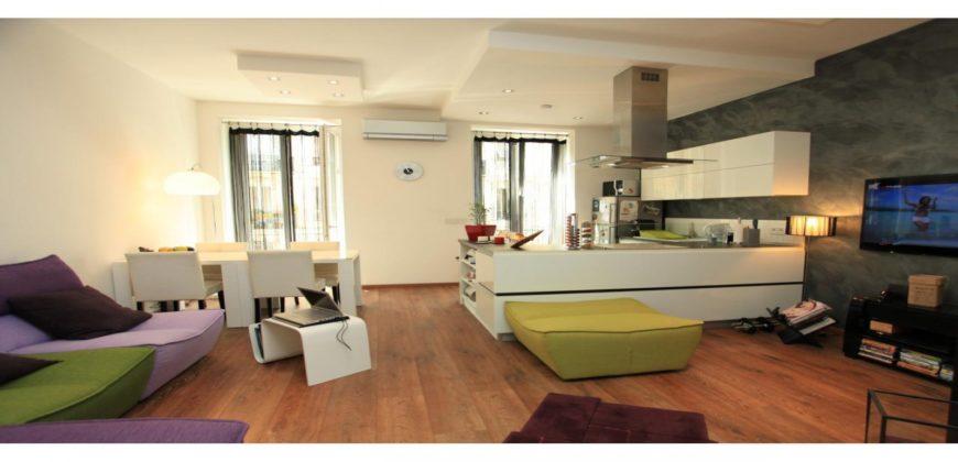 3х комнатная квартира в Ницце CARRE D'OR