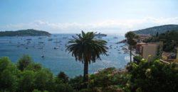 Вилла с видом на залив Вильфранш в Монако