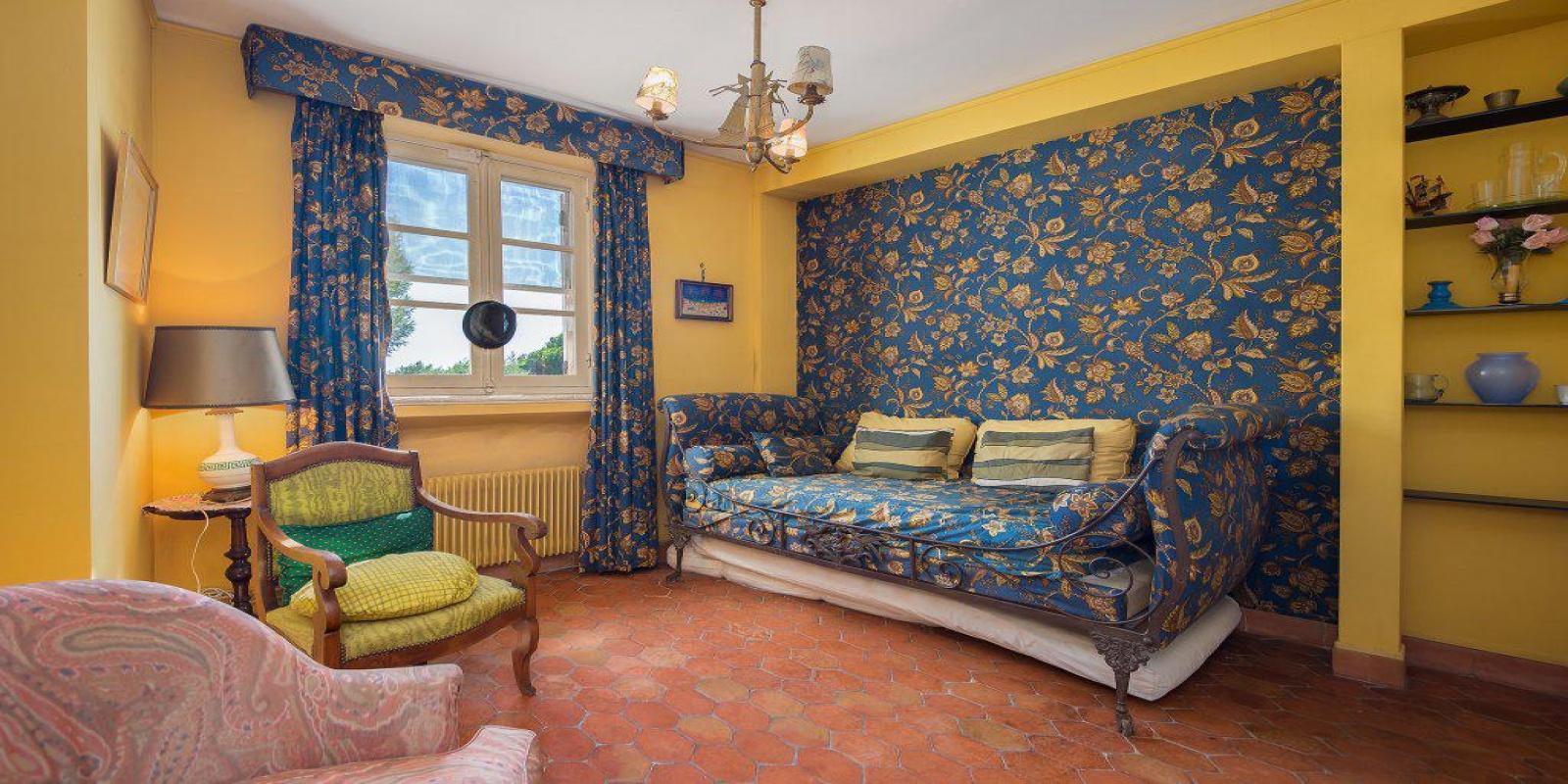 Cap d'Antibes – красивая вилла в прованском стиле