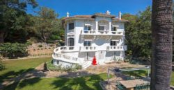 Дом в Каннах с видом на море