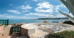 Уникальная вилла с прямым доступом к морю в Антибе