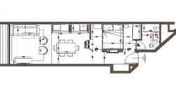 Купить 1 комнатные апартаменты в Монако за 2000000 Евро