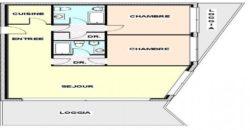 Купить 3 комнатные апартаменты в Монако за 2 350 000 Евро