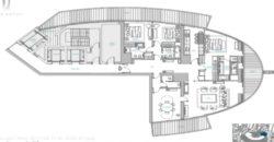 Купить 5 комнатные апартаменты в Монако за 22350000 Евро