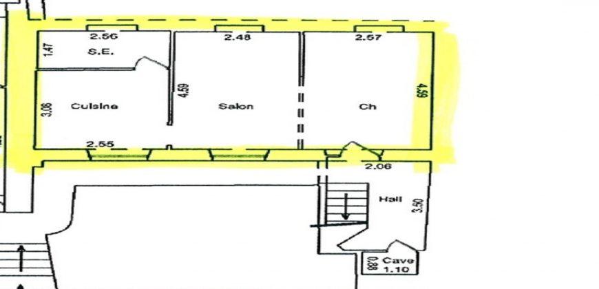 Купить 1 комнатные апартаменты в Монако за 990000 Евро