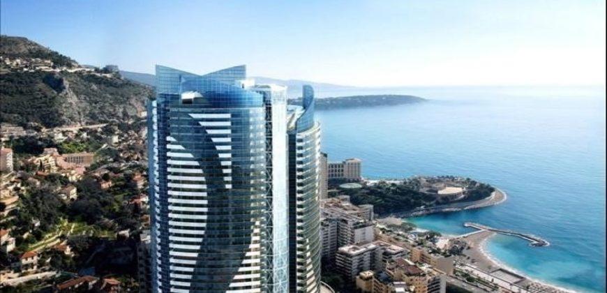 Купить 4 комнатные апартаменты в Монако за 8 000 000 Евро