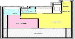 Купить 2 комнатные апартаменты в Монако за 6000000 Евро