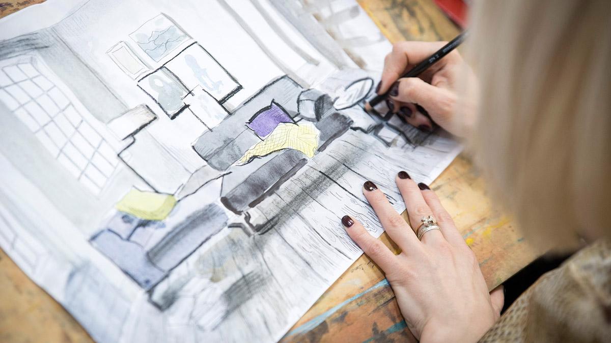 Декоратор и дизайнер интерьера, две разные профессии