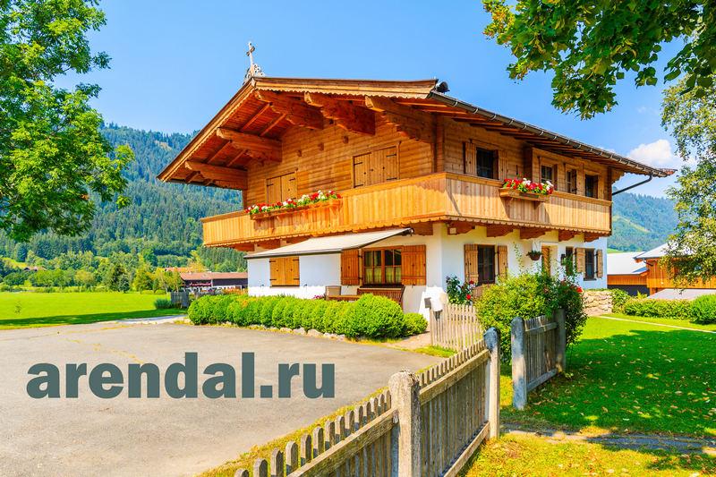 дома в австрии, купить виллы в австрии