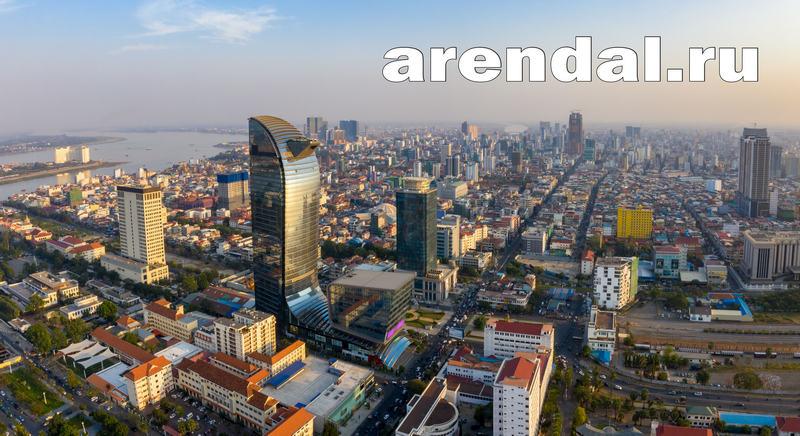 квартира в Камбоджи, недвижимость в Азии