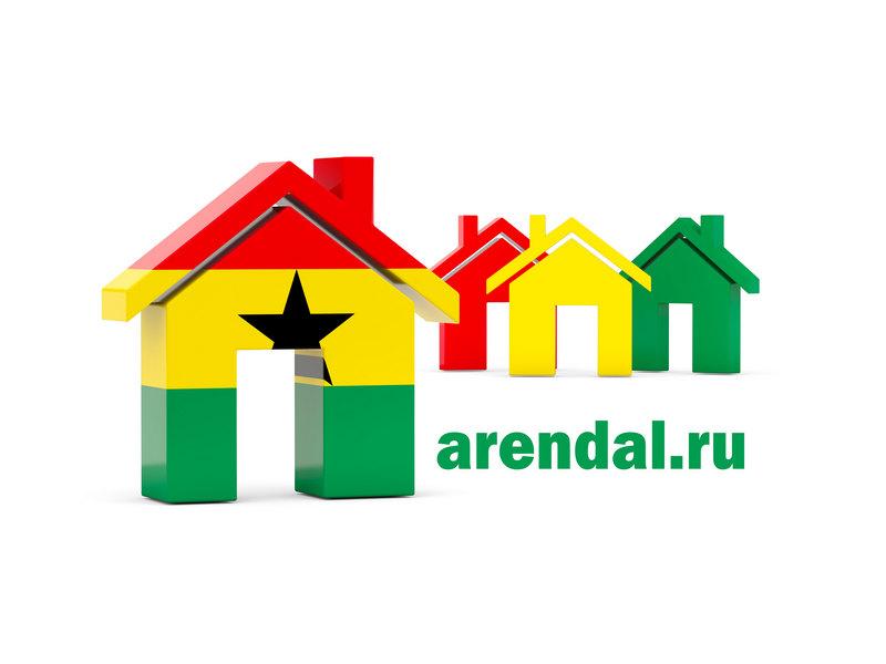 дом в Гане, вилла в Гане