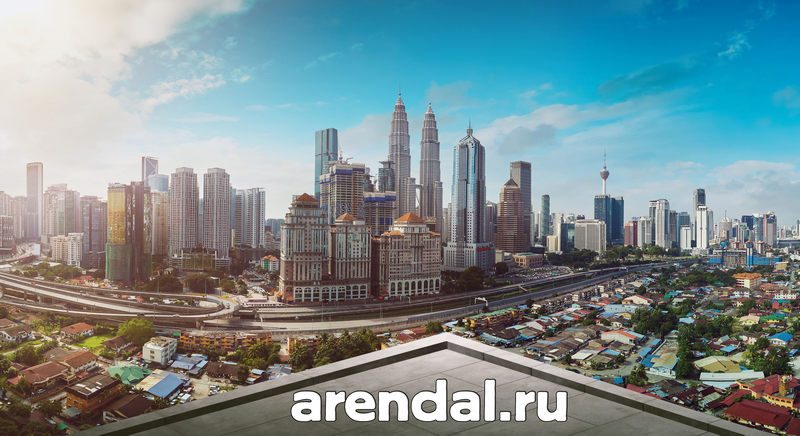 недвижимость в Малайзии, дом за границей