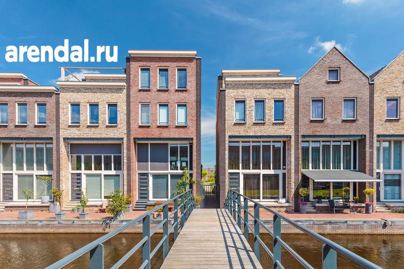 недвижимость в нидерландах, дом за границей