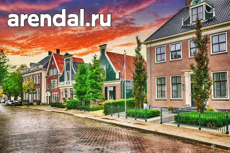дом в Голландии, вилла в Голландии