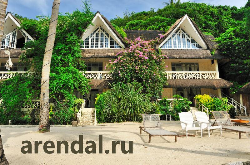 дом на Филиппинах, недвижимость за границей