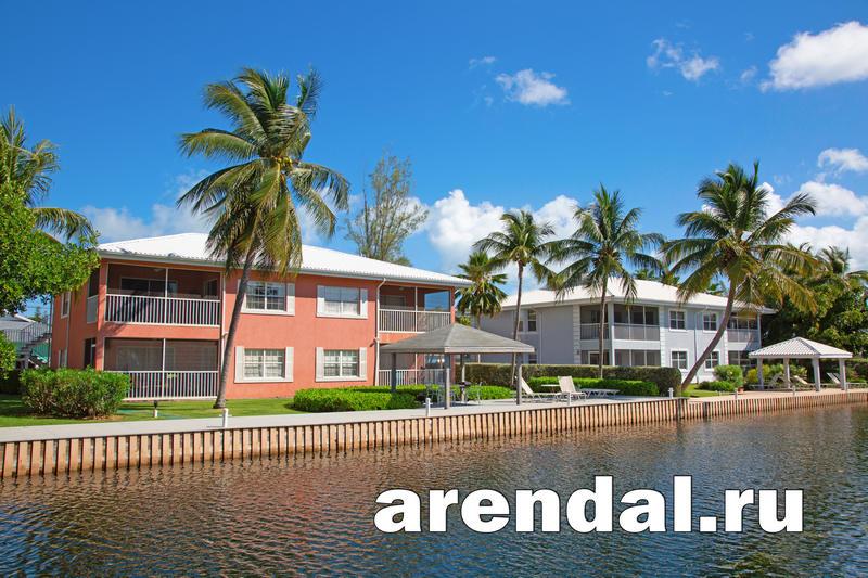 вилла на багамах, дом за рубежом