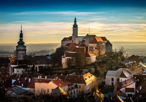 Нерухомість в Чехії. Головна рушійна сила іпотеки — зниження процентних ставок.