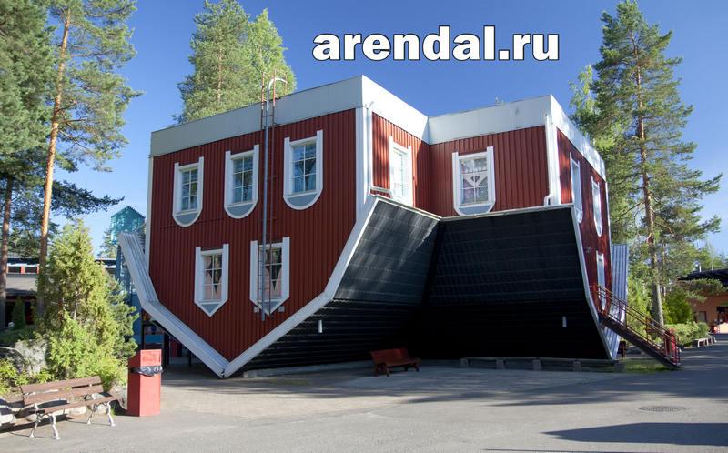 дом в Финляндии, вилла за гранией