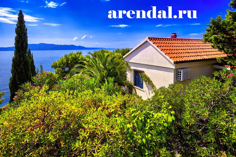 купить виллу в хорватии, недвижимость за гранией