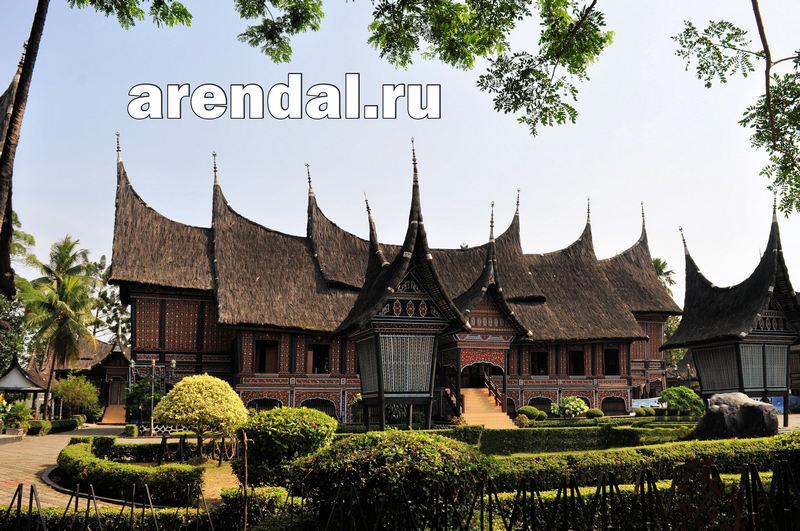 дом в Индонезии, недвижимость за рубежом