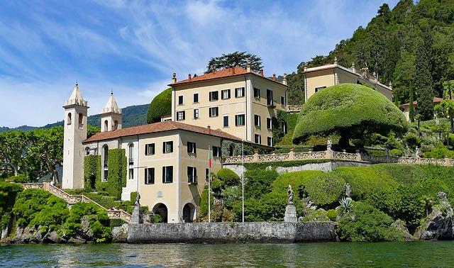 Купить виллу в Италии