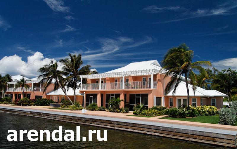 дом на карибах, недвижимость за рубежом