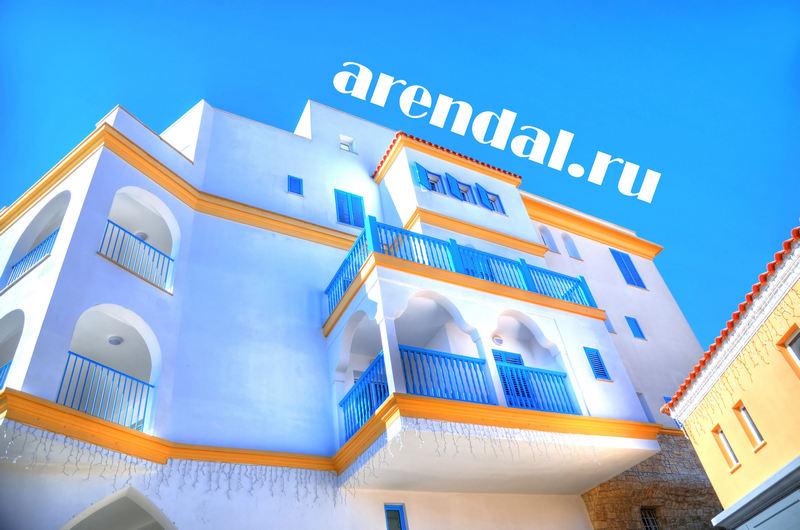 дом на Кипре, недвижимость за гранией