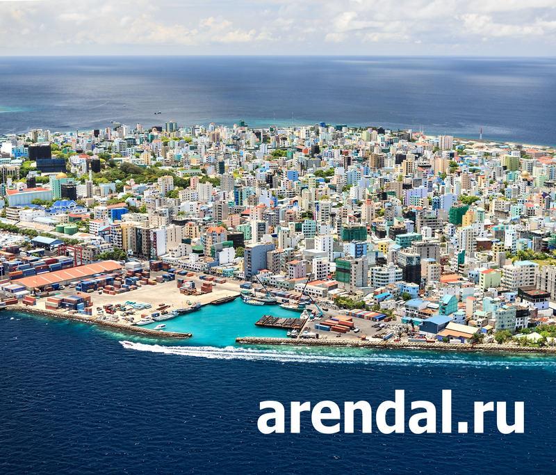 квартира на Мальдивах, дом у моря