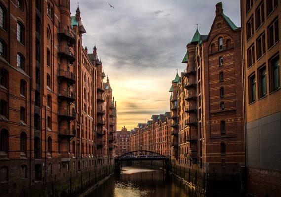 Недвижимость в Гамбурге