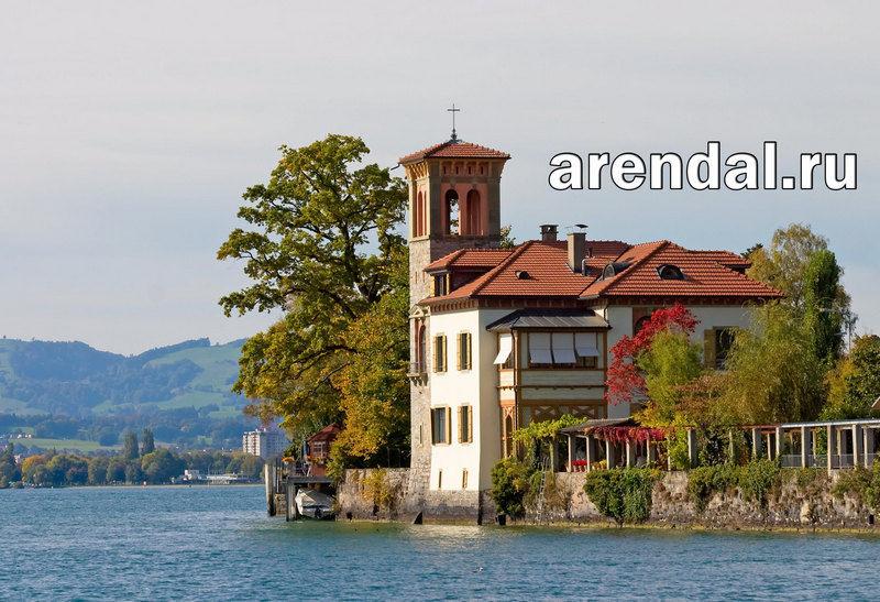 дом в Швейцарии, недвижимость за границей