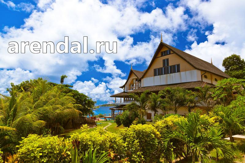 дом на Сейшелах, недвижимость за границей
