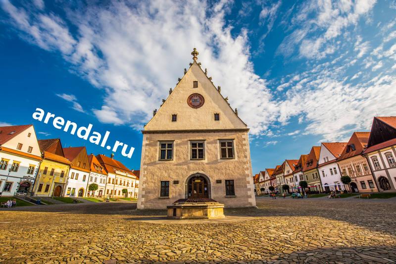 недвижимость в словакии, дом за рубежом