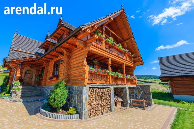 дом в словакии, недвижимость за границей