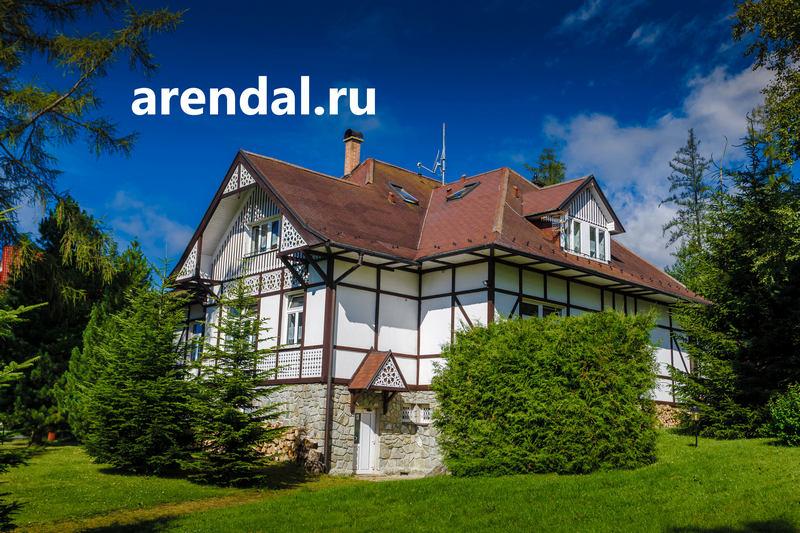 вилла в словакии, купить дом