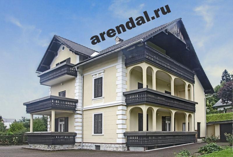 дома в Словении, вилла в Европе