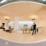 PAS house - дом, адаптированный для любителей скейтбординга