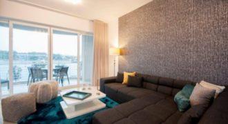 Квартира с видом на море и бастион