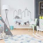 Как создать идеальную детскую комнату?