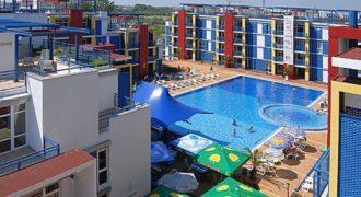 Апартаменты на Солнечном берегу, Болгария, 82 м2