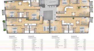 Апартаменты на Тенерифе, Испания, 75 м2