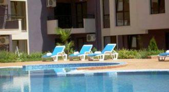 Апартаменты на Золотых Песках, Болгария, 56 м2