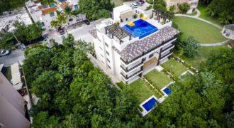 Апартаменты Пуэрто Авентурас, Мексика, 90 м2