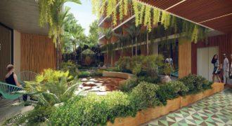 Апартаменты Ривьера Майя, Карибское побережье Мексики, Мексика, 63 м2