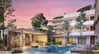 Апартаменты Ривьера Майя, Карибское побережье Мексики, Мексика, 66 м2