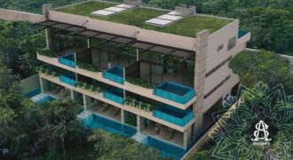 Апартаменты Ривьера Майя, Карибское побережье Мексики, Тулум, Мексика, 145 м2