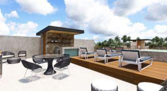 Апартаменты Ривьера Майя, Карибское побережье Мексики, Тулум, Мексика, 54 м2
