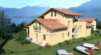 Апартаменты у озера Комо, Италия, 55 м2